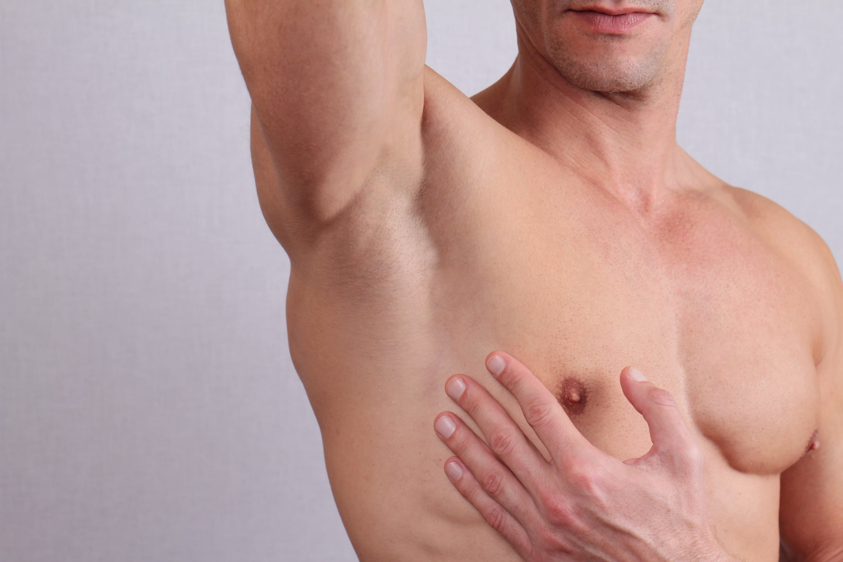 Gynecomastia-min Men Laser Hair Removal in Scottsdale