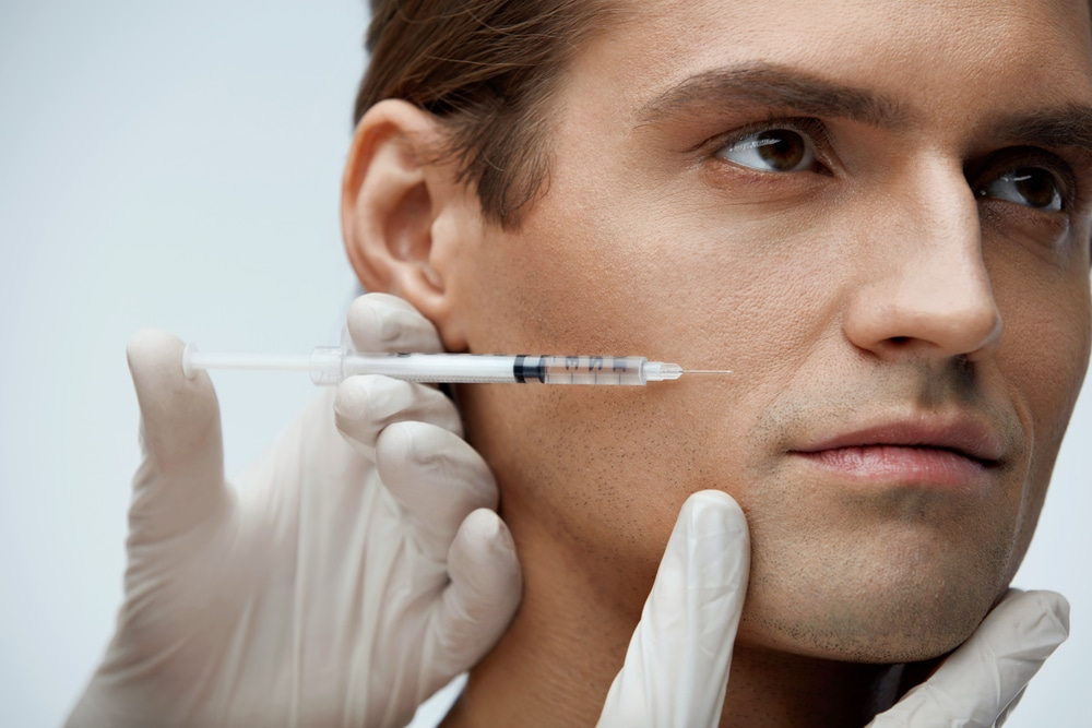 Guide-to-Cosmetic-Fillers Juvederm Voluma XC for men in Scottsdale